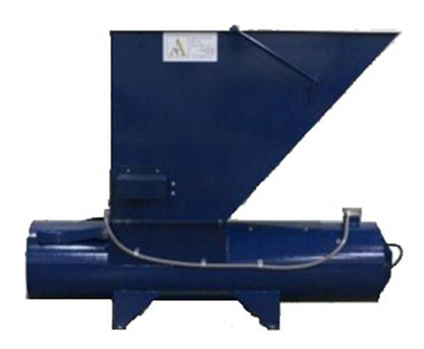 """EP1-C5 Extruder Compactor  The EP1-C5 is our """"New York Style"""" extruder type compactor.  All models are reinforced in wear areas with 1/4"""" to 1/8"""" steel plate."""