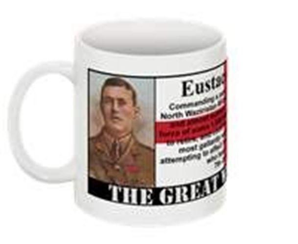 1915 VICTORIA CROSS COLLECTABLE MUG - Eustace Jotham VC