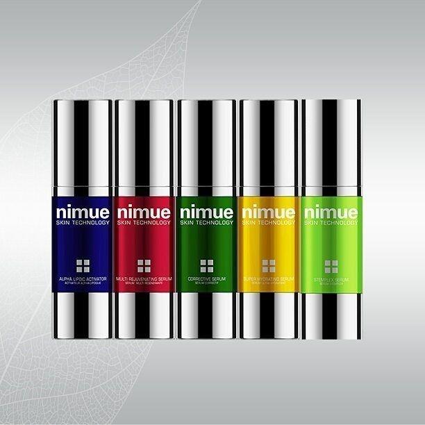Nimue, Booster, Serum, Anti-Ageing, Retinol, Stemplex, Rejuvenating
