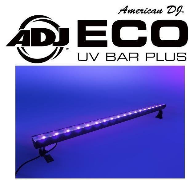 ADJ Eco UV Blacklight for rent