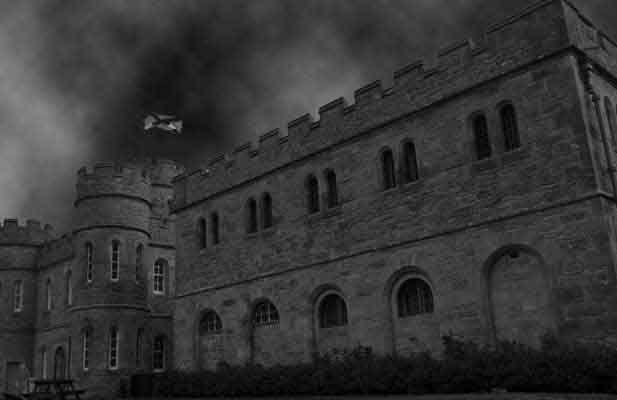 Jedburgh Castle Ghost Hunts, Scotland Ghost Hunts