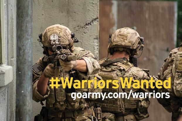 Army Recruitment, War Is My Business, WIMB