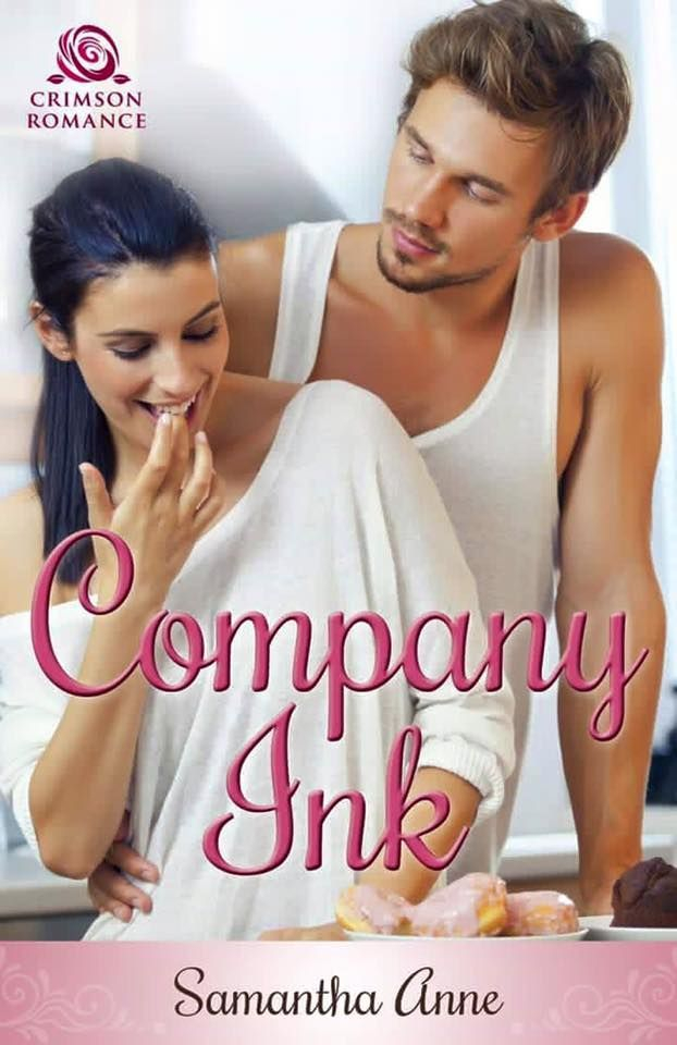 company ink, samantha anne, crimson romance, ind'tale magazine, rone award finalist, ebook, romance, amwriting