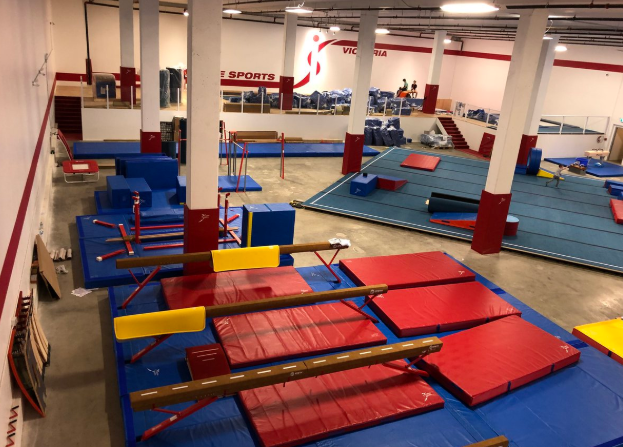 Largest and Newest Gymnastics Facility in Victoria, Saanich