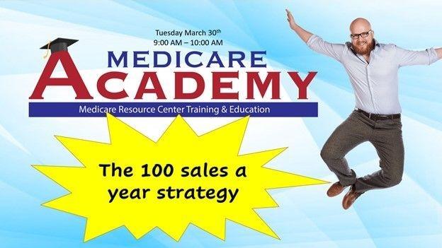 Medicare Agent Sales Training
