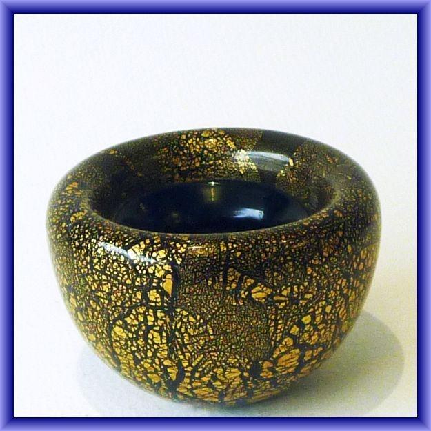 "Alum Bay Isle of Wight ""Monochrome"" bowl"