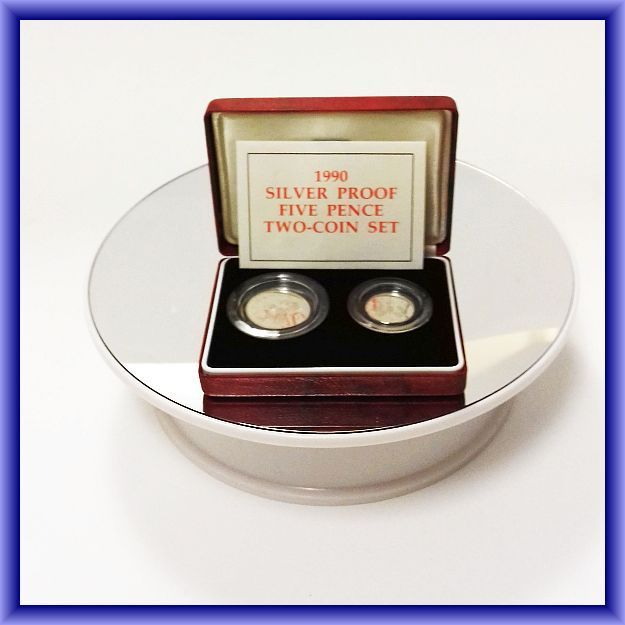 SILVER PROOF COINS