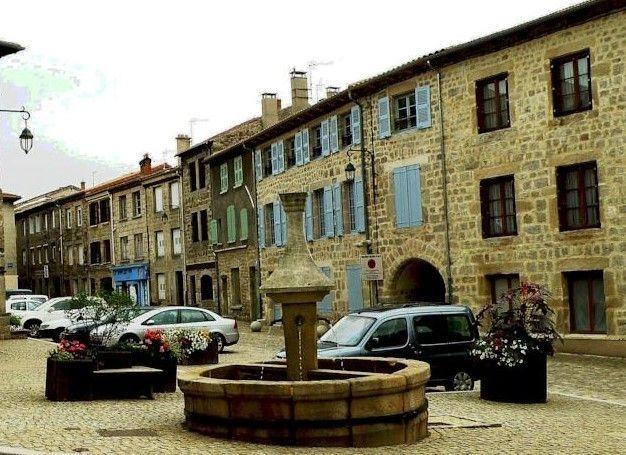 Grand Place Village Saint Didier en Velay, Chez Martine et Philippe