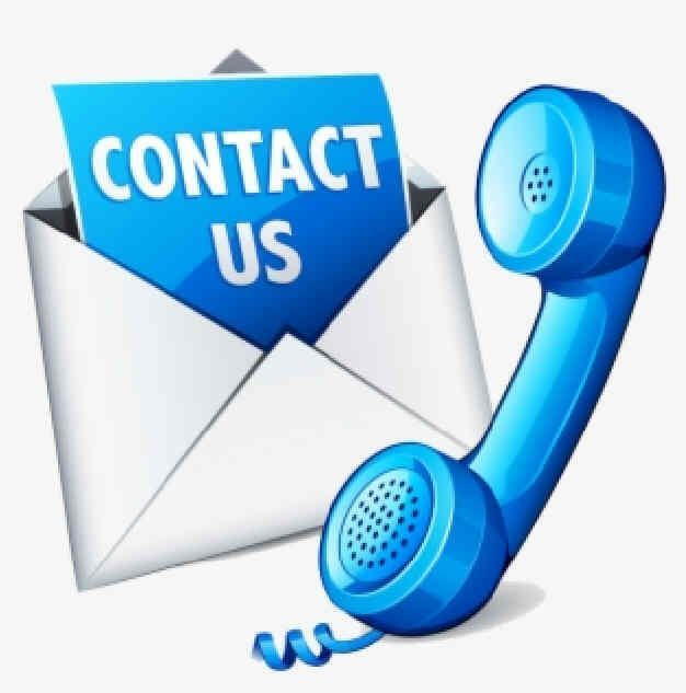Phone, email, form, contact, call us, text