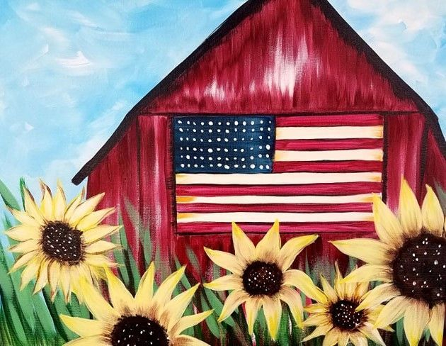 Americana Sunflower