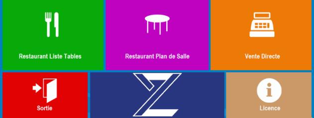 logiciel de caisse pour restaurants et commerces sur tablette