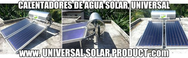 Como fabricado un calentador solar