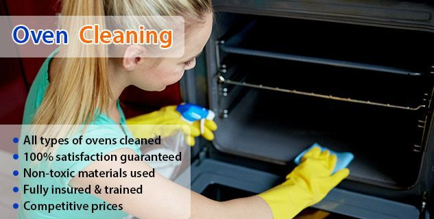 Norfolk Oven Cleaning Service