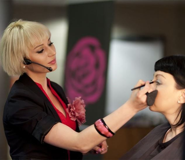 make up TRAINING COURSES 2014