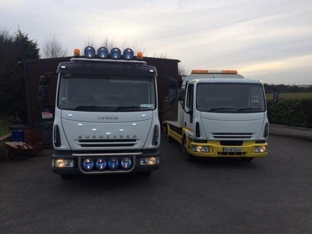 Fully Insured Trucks