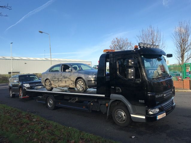 Two Car Tow Truck 24hrs