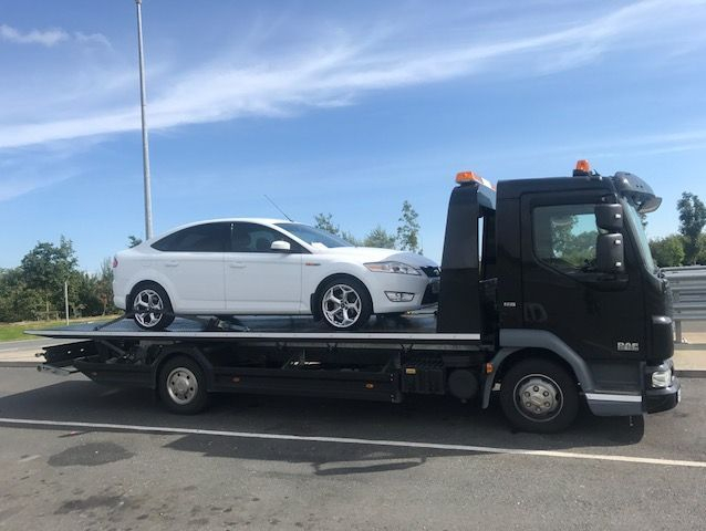 Fully Insured Tow Truck