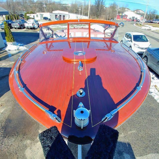 Shepherd wood boat for sale