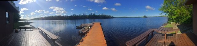 Fishing cabin rentals Manitoba Canada walleye small mouth bass northern pike perch family vacations guided fishing trips