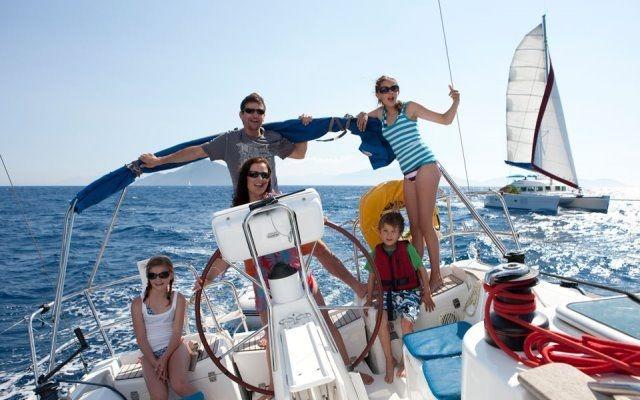 Family Sailing Cruises, Monterey, CA