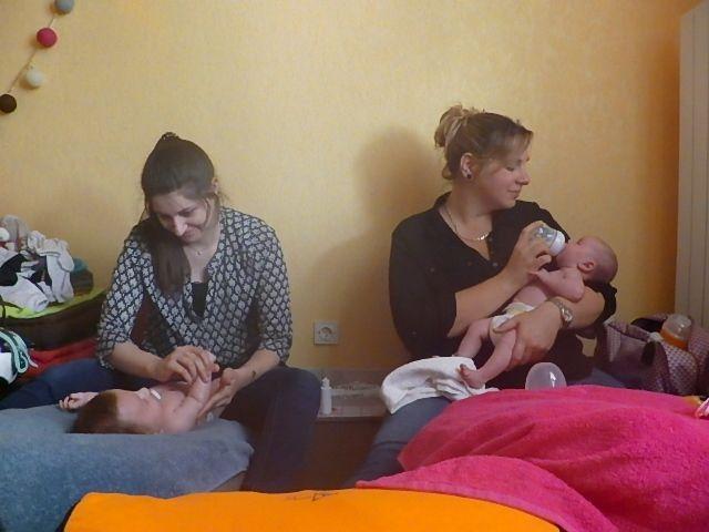 massage bébé verrières près troyes aube calinou