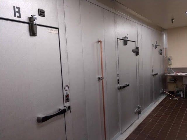 Refrigeration Installation Meridian