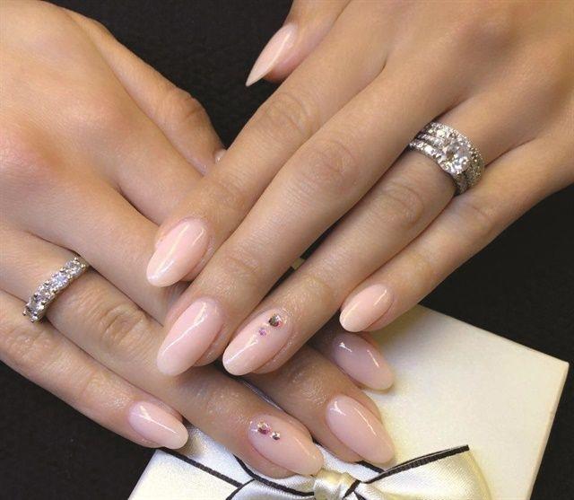 Tip and dip nails