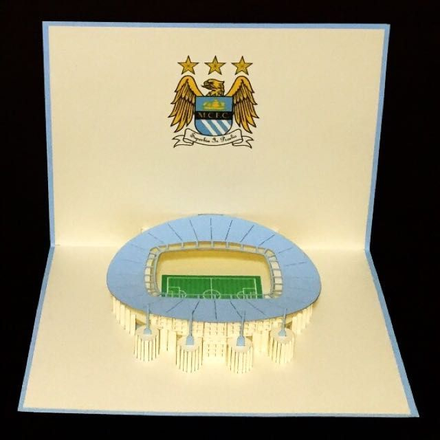Manchester City  Football Stadium