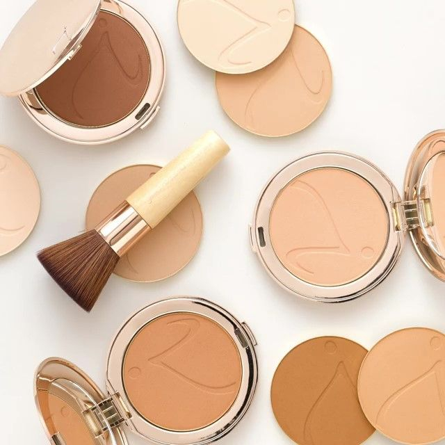 Jane Iredale, pure pressed, foundation, mineral,