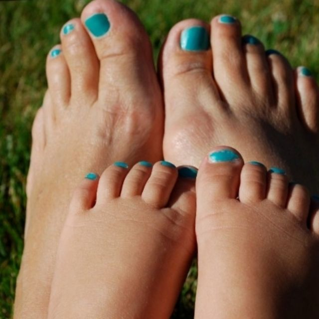 Pedicure training bury, gel nails bury, nail treatment bury