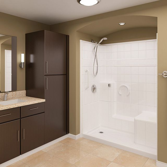 accessible showers ottawa, roll in showers ottawa, barrier free showers ottawa, easy step in showers ottawa