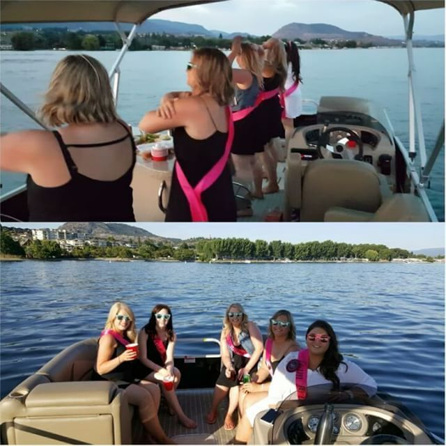We offer Boat Wine Tours!
