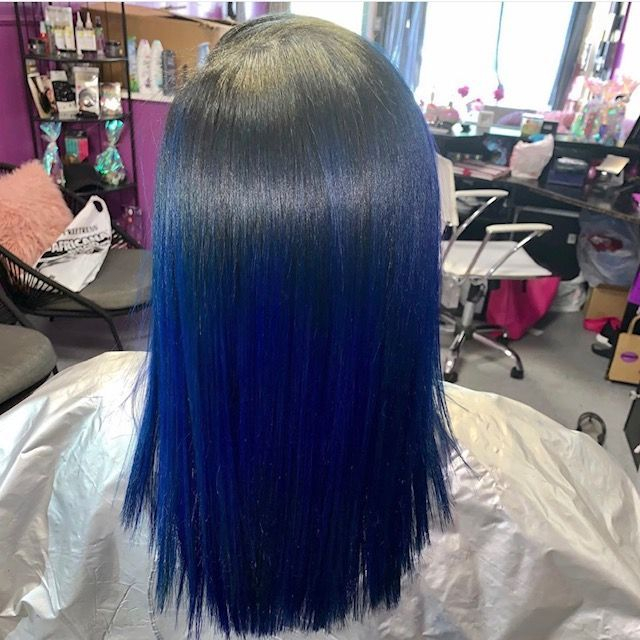 BlueHair, HairColor, BlueHaircolor, Blue, Hair, Haircolor, Ombre,