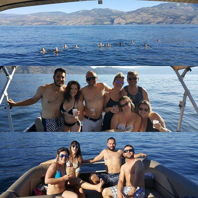 Our boat tours are fun for everyone.