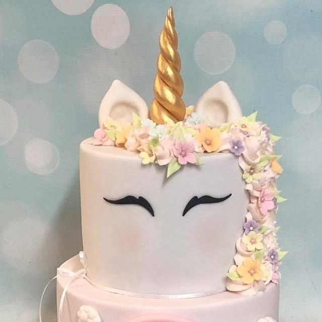 Birthday Cake Unicorn