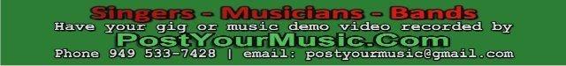 PostYourMusic.com