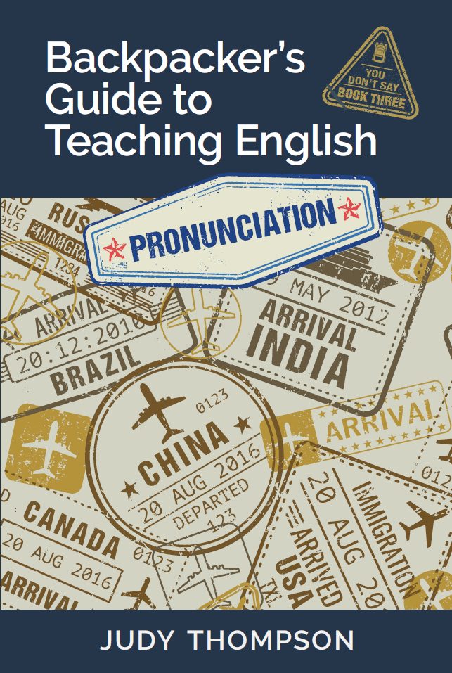 English as a second language, backpacker's english, teaching English