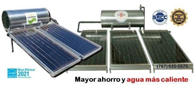 Calentador Solar PR