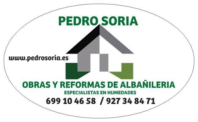 Logo Pedro Soria. Eliminamos la humedad