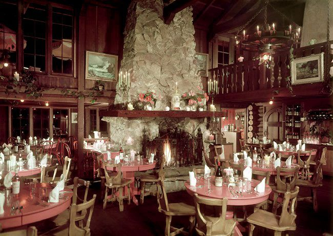Capitola haunted ghosts Shadowbrook Restaurant