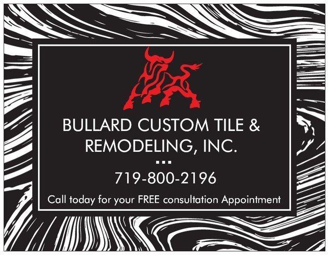 Bullard Custom Tile & Remodeling, Inc. logo