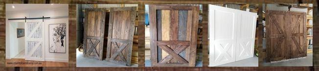 Barn Door Collection