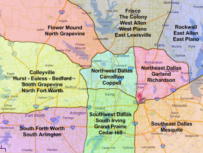 Door To Door Dallas - The #1 Flyer Distribution Service in Dallas, TX, Plano, TX Irving, TX, Mckinney, TX, Frisco, TX, Lewisville,TX,& More!