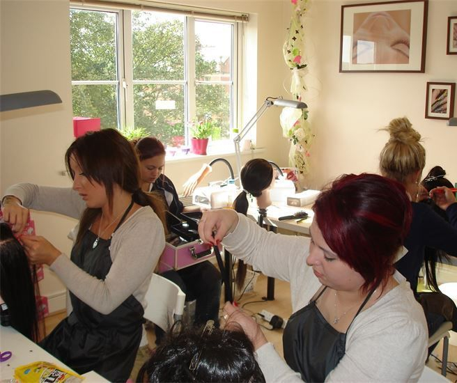 Hair Extension Courses London