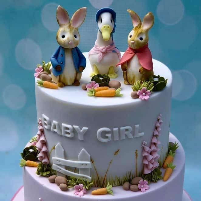 Birthday Cake  Beatrix Potter