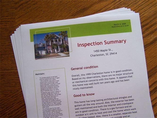 Inspection Summary