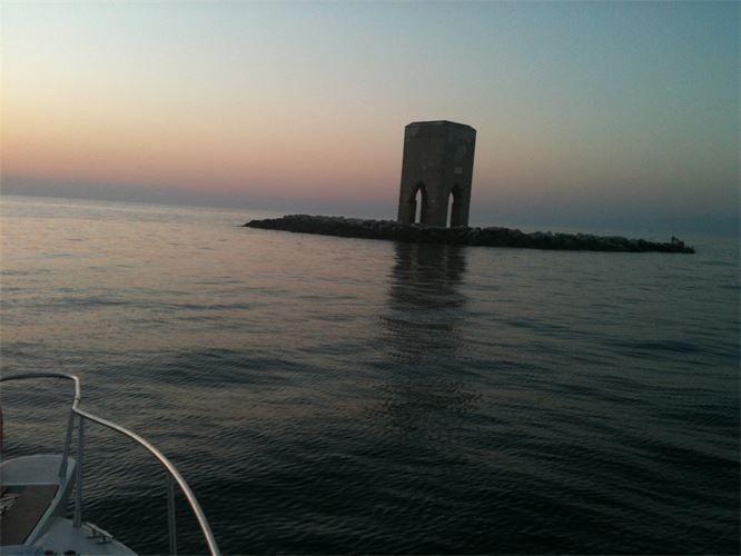 Vuoi andare alla Torre della Meloria ?