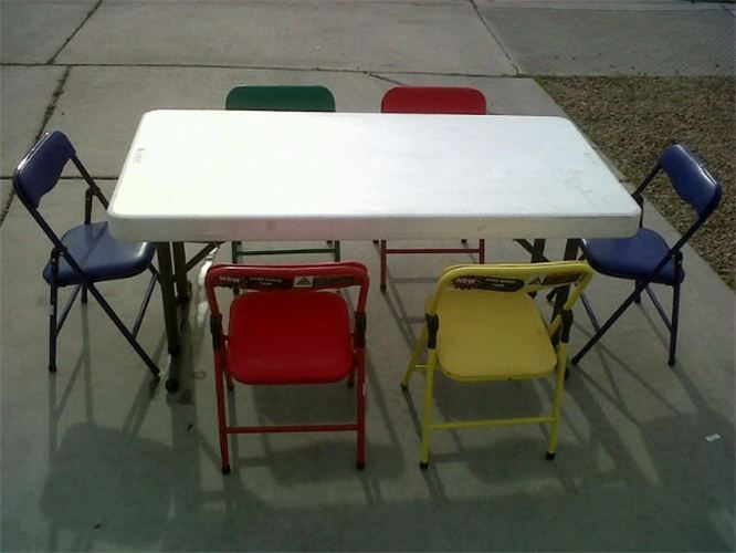 SVS Kids Table Starting at $9.00 Contact us for more details at (415) 787-2424.