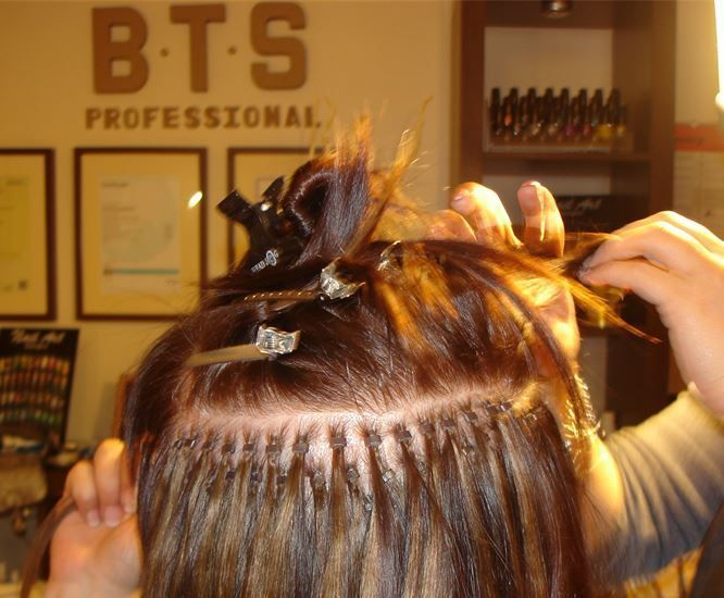 hair extension training