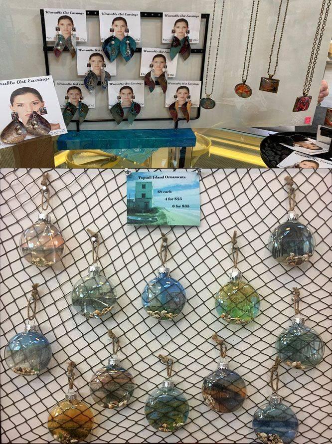 Becky Jo Wiesst Jewelry/Ornaments